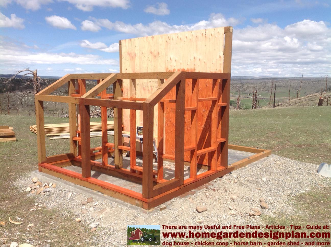 home garden plans CB100 Building Success Combo