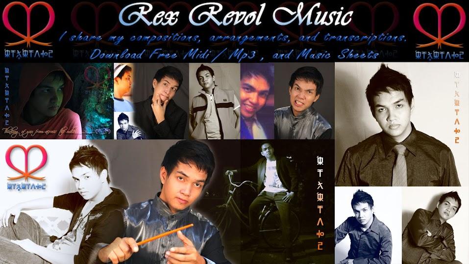 Rex Revol Music (^_^)