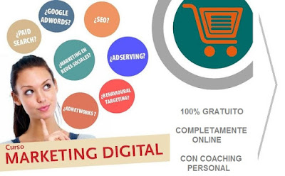 Curso Online Gratuito de Marketing Digital