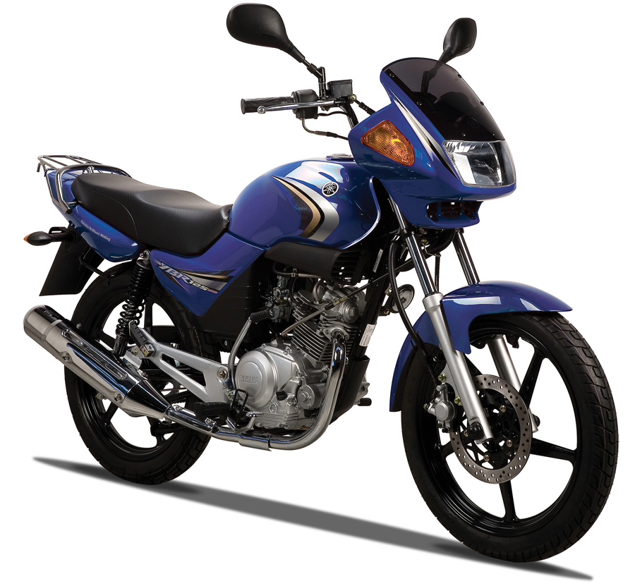 Yamaha YBR 125 And Daelim Roadwin