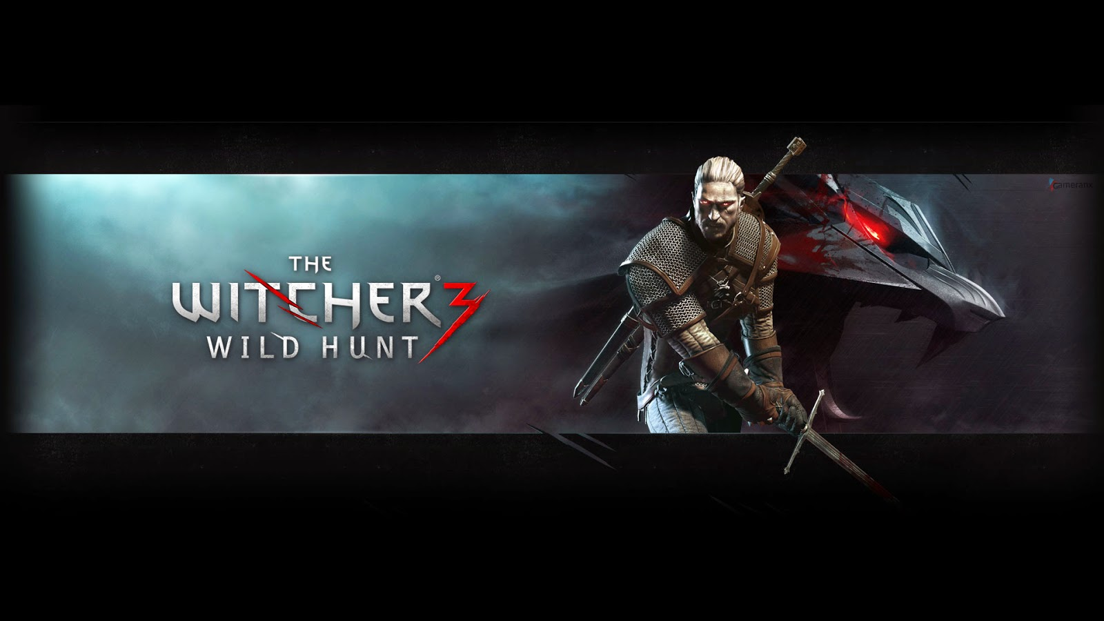 Imágen del videojuego The Witcher 3