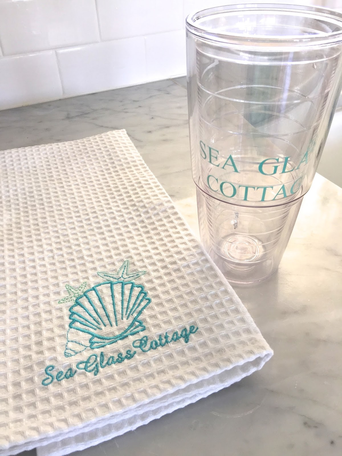 Sea Glass Cottage : Personalizing Your Home