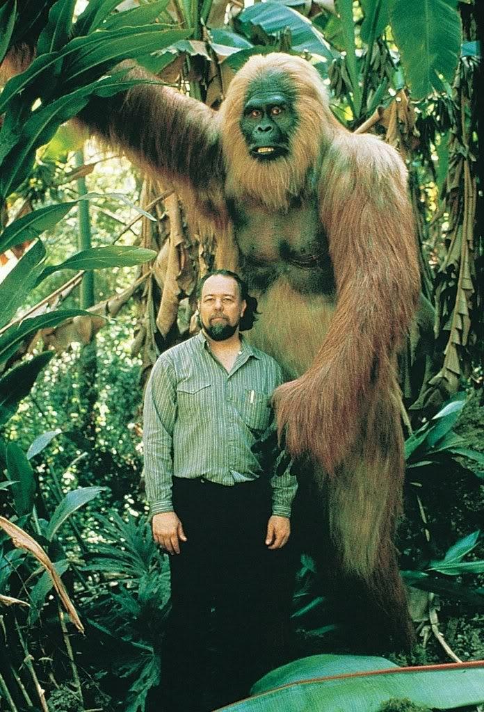 animali più grandi gigantopiteco