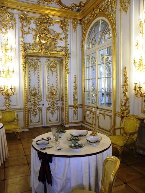 Catherine's Palace St. Petersburg