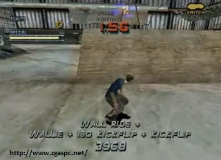 Free Download Games tony hawk pro skater 2 ps1 for pc Full Version ZGASPC