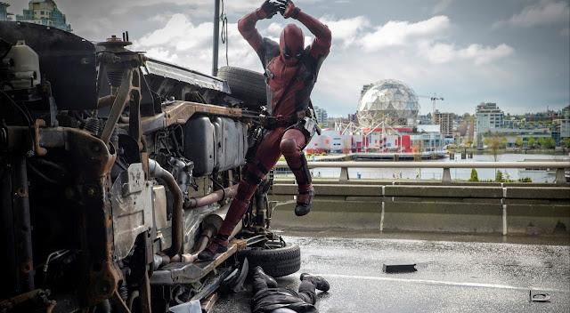 veja imagens inéditas e o trailer estendido (+18) de Deadpool, com Ryan Reynolds