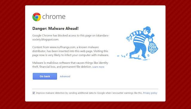 Malware Dari NuffnangX