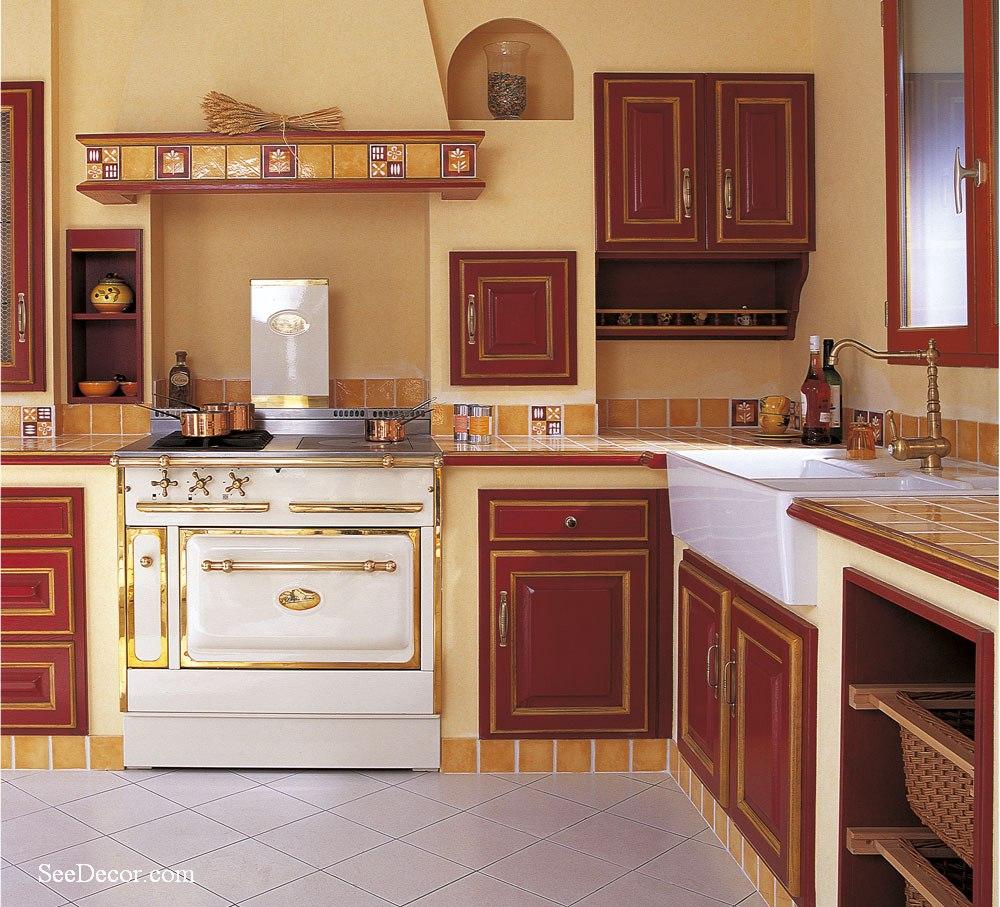 تصاميم مطابخ داخلية: Decor: ديكورات مطابخ حديثة