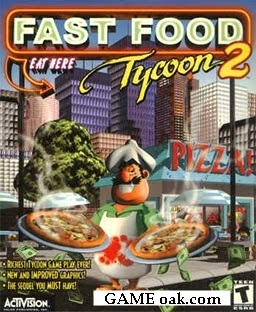 Fast Food Tycoon 2 game for windows