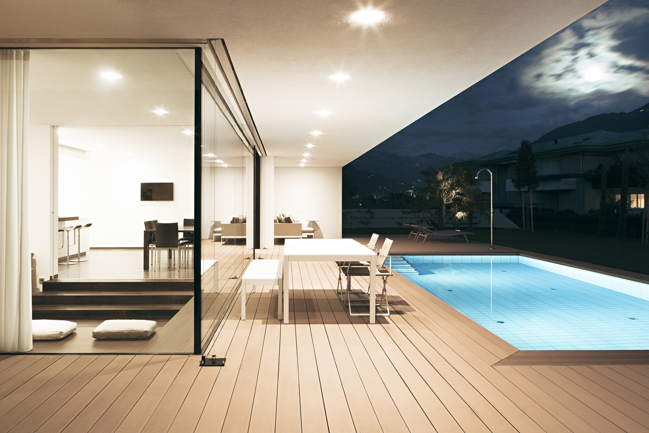 Modern Architecture In Italy modern architecture in average sized home, italy | architectural