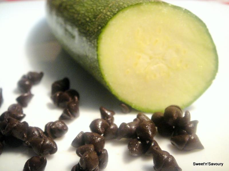Sweet 'n' Savoury: Chocolate Fudge Zucchini Cookies-For Hidden Veggie...