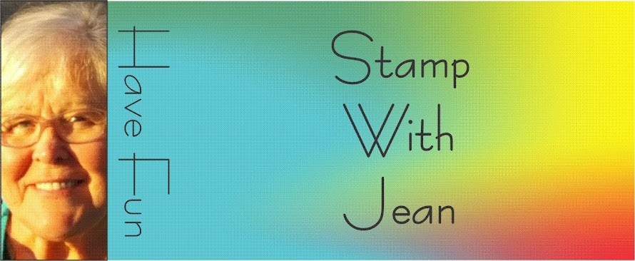 Stamp with Jean