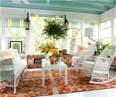 Sunroom Decorating Ideas