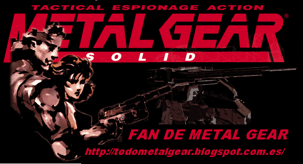 Metal Gear Fan From Spain