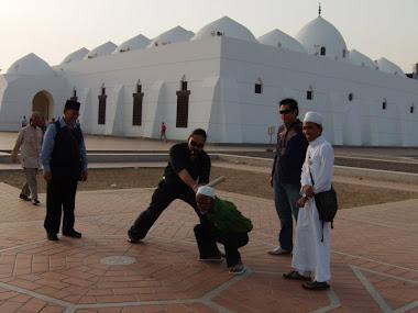 Mesjid Kisos di Jeddah