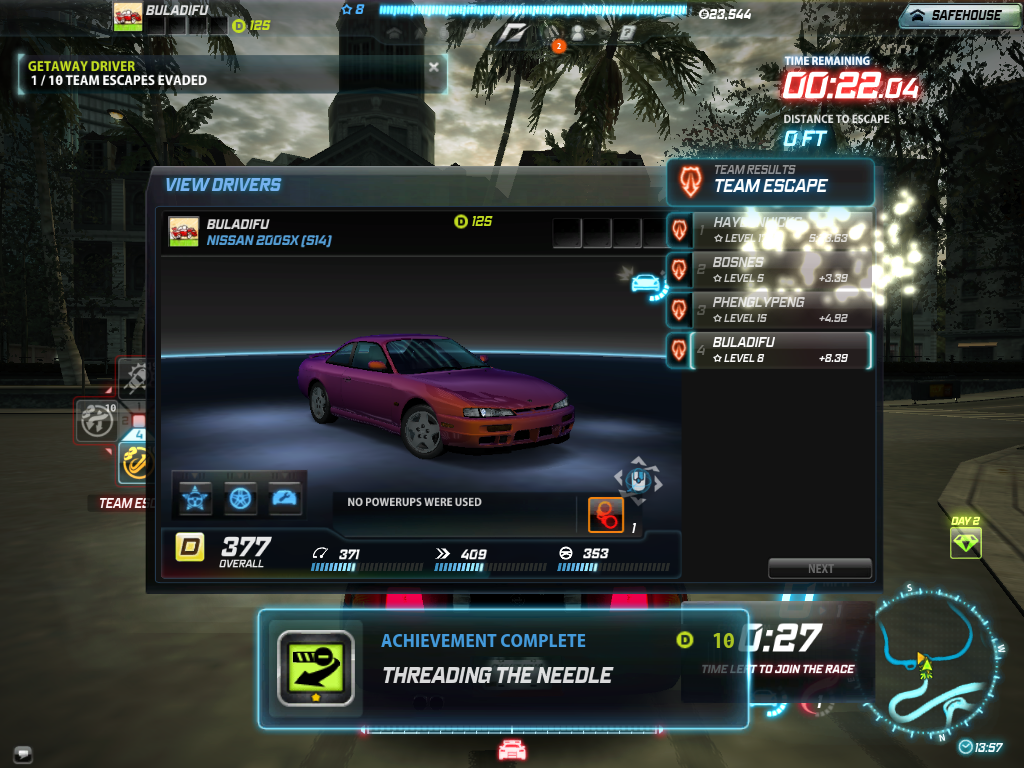 Need for speed world part two all you need to know about games need for speed world team escape results gumiabroncs Images
