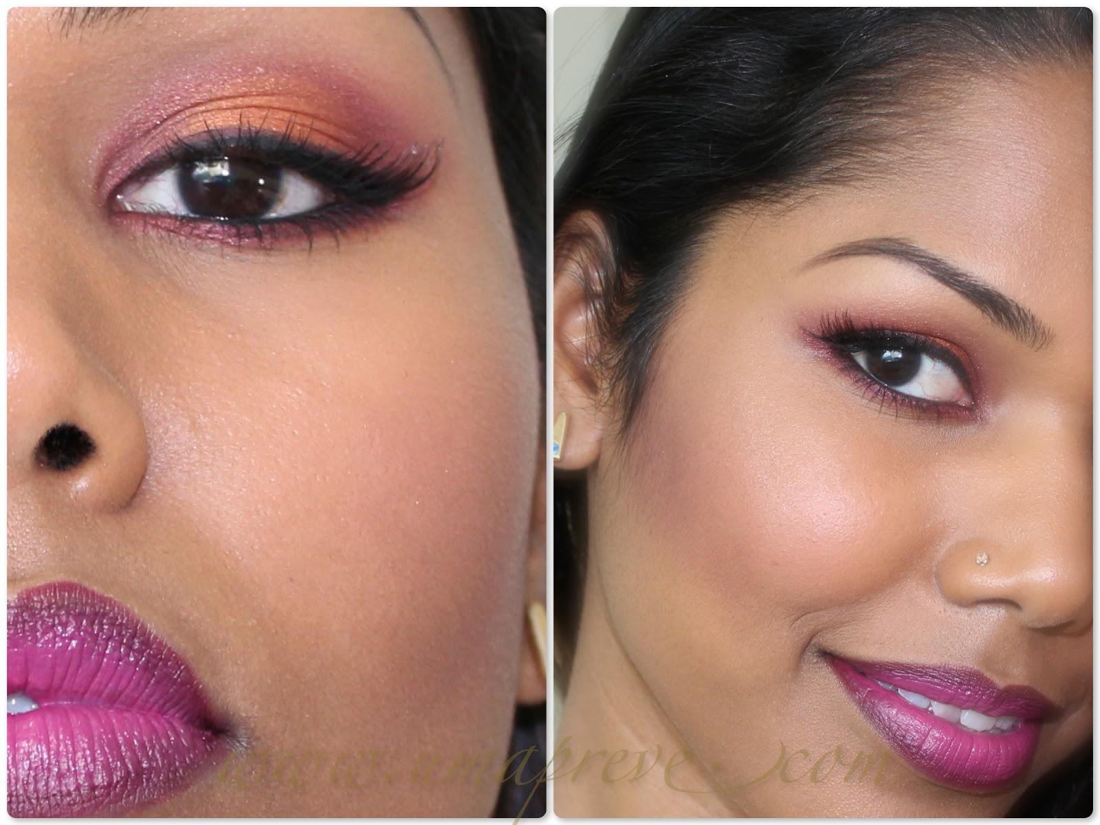 Umapreve berry tone makeup full face tutorial berry tone makeup full face tutorial baditri Image collections