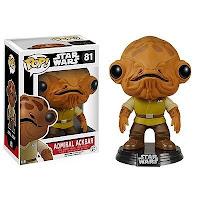 Funko Pop! Admiral Ackbar