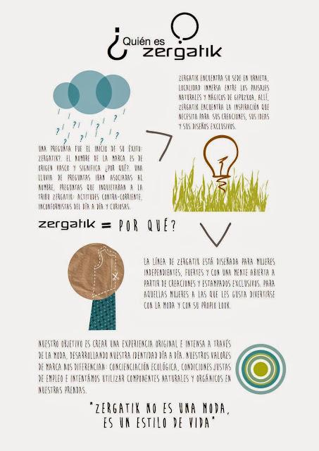 historia Zergatik marca moda