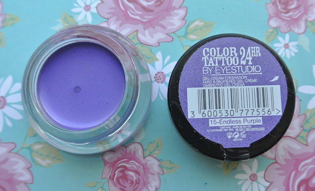 maybelline color tattoo endless purple