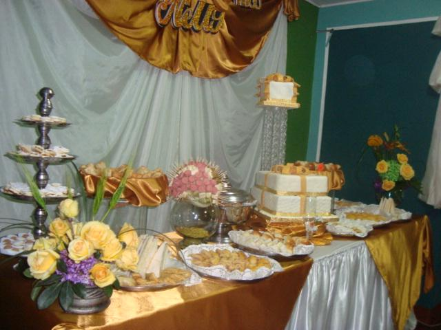 buffets y decoraciones haivi fotos de 50 a os