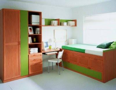 Dise os de closets modernos para ni os y j venes decorar for Disenos de roperos para dormitorios pequenos