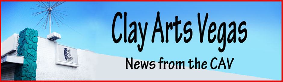 Clay Arts Vegas