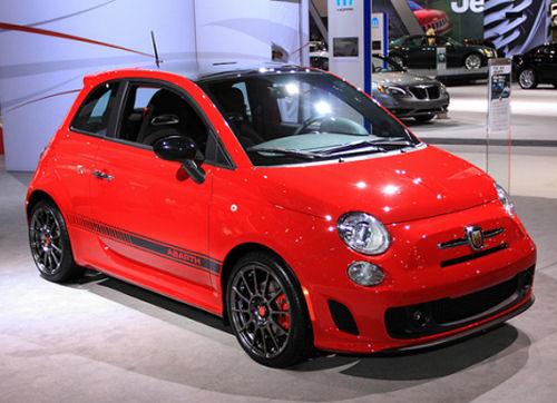 5ooblog   FIAT 5oo: New Fiat 500 Abarth US