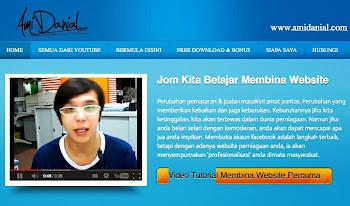 Membina Website Percuma