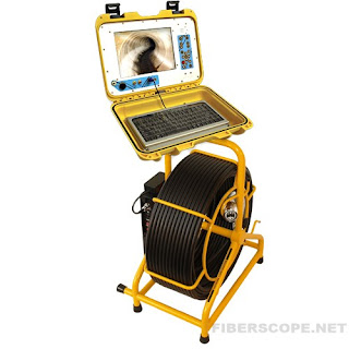 Push camera for sewer inspections TRITON