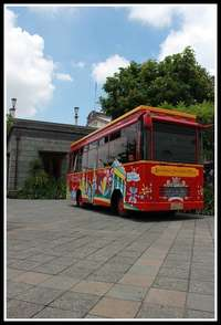 Bus_gratis_keliling_surabaya_house_of_sampoerna