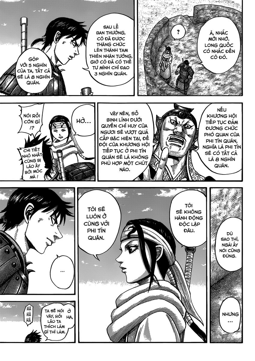 Kingdom - Vương Giả Thiên Hạ Chapter 408 page 8 - IZTruyenTranh.com