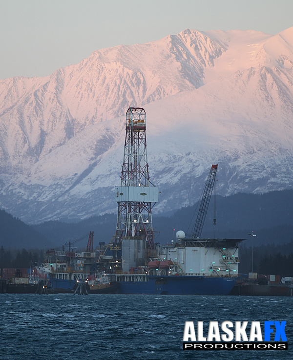 oil drilling in alaska As the president opened the atlantic to oil drilling, he closed a bit of the arctic how much difference does it make.