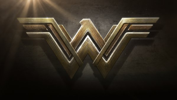 Logo Oficial de Wonder Woman