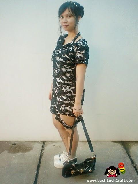 Fashion: Chicnova Cool Dress T-shirt