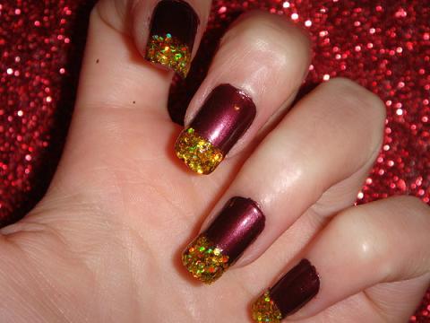ACRYLIC NAILS: Gel Nails Unique Complete