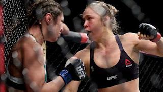 """Ronda Rousey: la mujer """"más peligrosa del mundo"""" reta a Floyd Mayweather"""