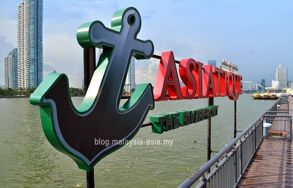 Asiatique Riverside, Bangkok