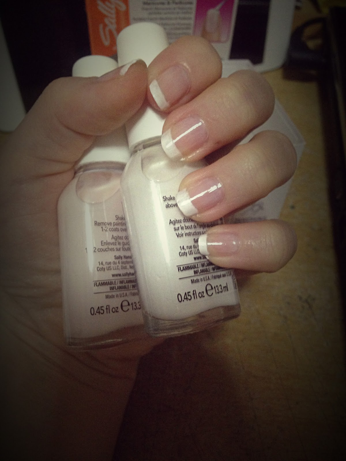 JQ Talks: French Manicure with Sally Hansen [Review]
