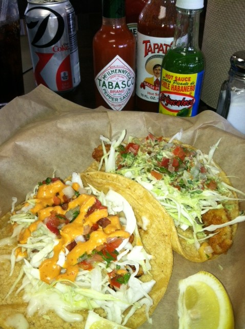 My Whittier: Off the Hook Fish Tacos