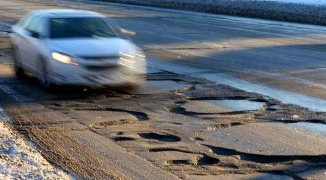Chevy's Extreme Pothole Testing