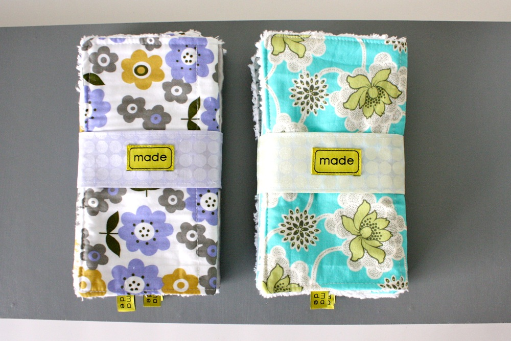 Burp cloth gift sets made everyday negle Images