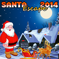 EnaGames Santa Escape 201…