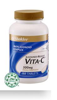vitamin c semulajadi