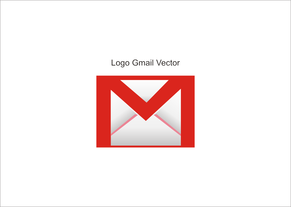 Download Logo GMAIL Vector