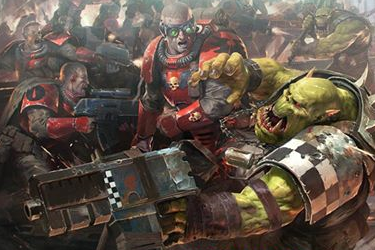 Leaked Rules for Shadow Wars Armegeddon