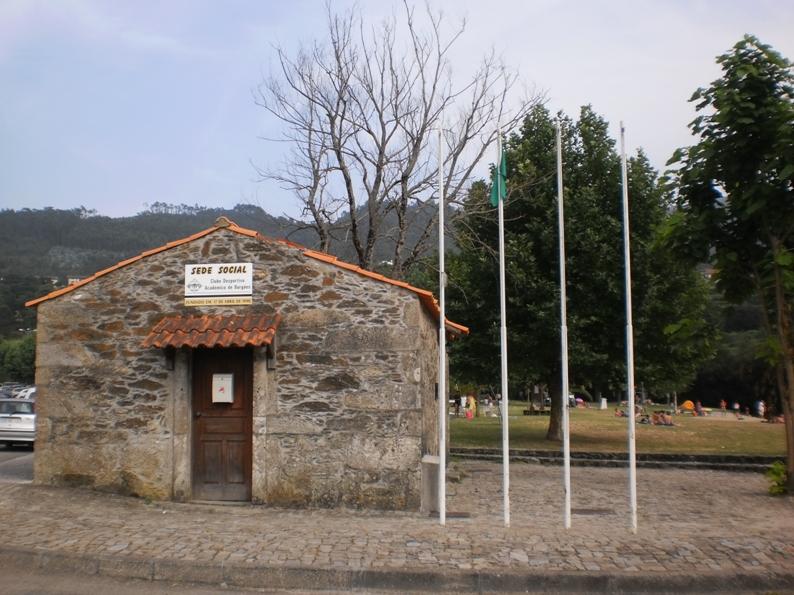 Sede Clube Desportivo Académico de Burgães