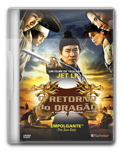 O Retorno do Drago   A Cidade Perdida   DVDRip AVI Dual udio + RMVB Dublado
