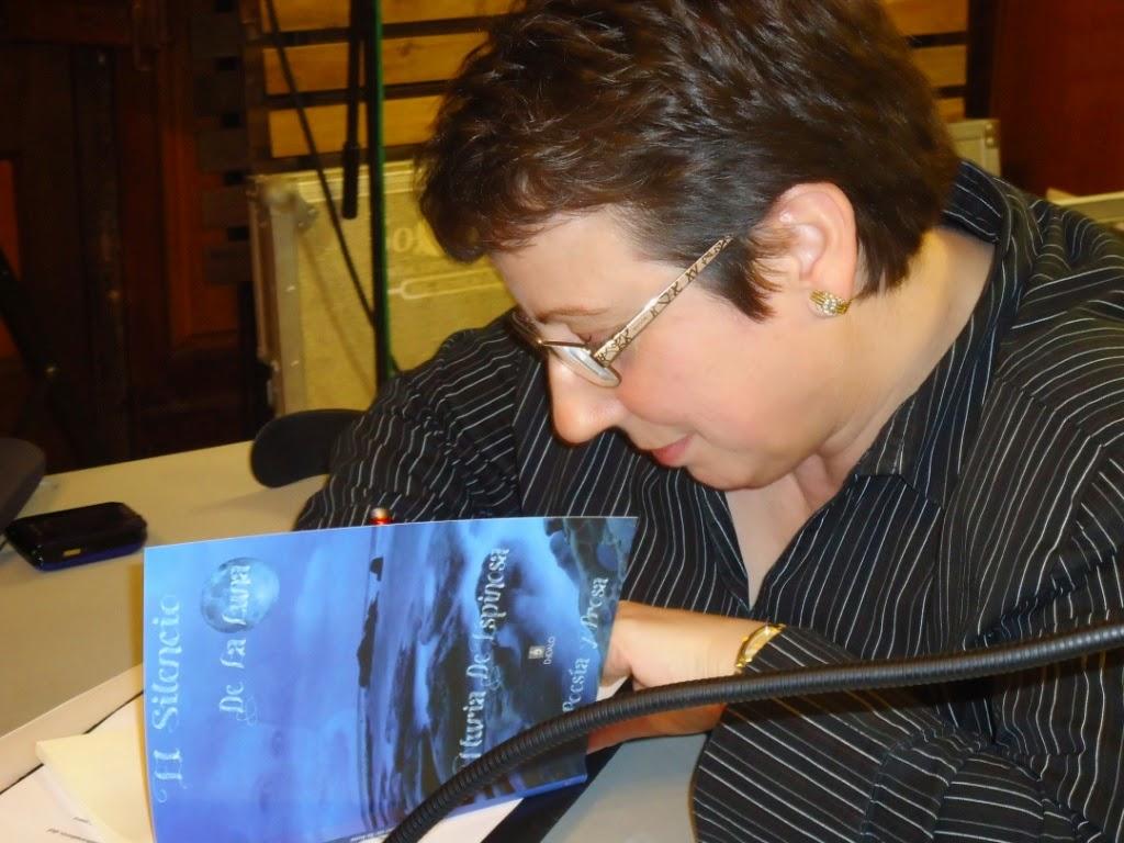 Entrevista de Radio Rubí al día 24-3-2014