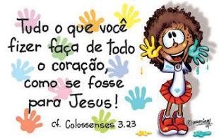 Colonossense 3:23